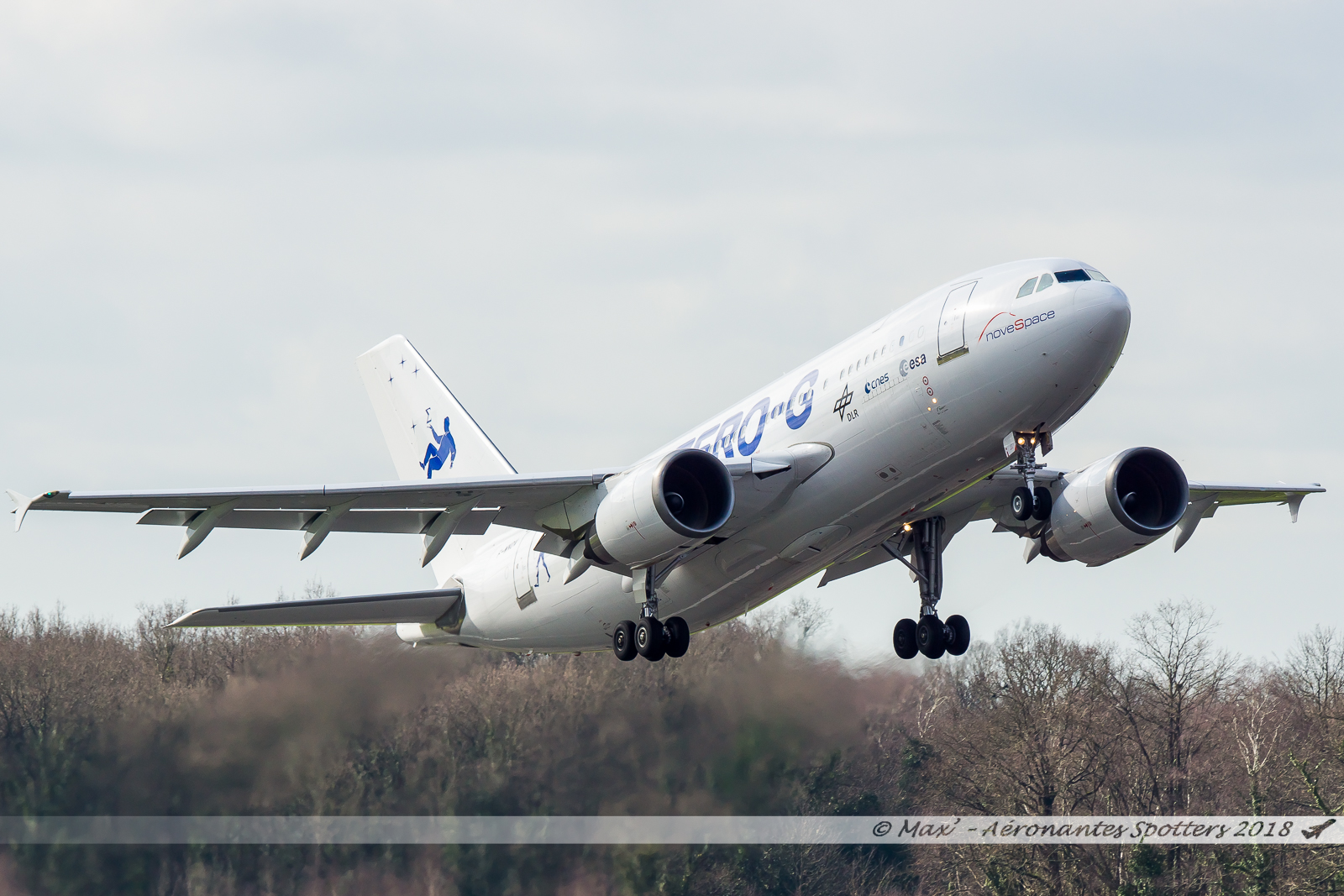 20/02/2018] Airbus A310 (F-WNOV) Zéro G 18022011342423197615571073