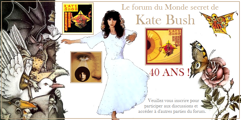 Le Monde secret de Kate Bush