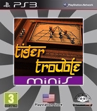 Tiger Trouble (PS3 Minis)