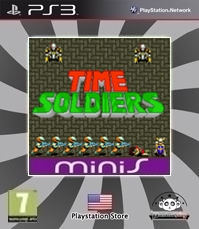 Time Soldiers (PS3 Minis)
