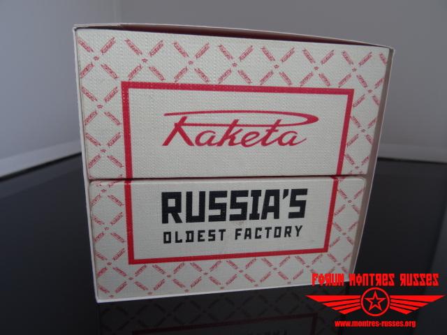 """Raketa Petrodvorets classique dite """"Big Zero"""" la montre des """"Gros Nuls"""" 18022312025412775415574908"""