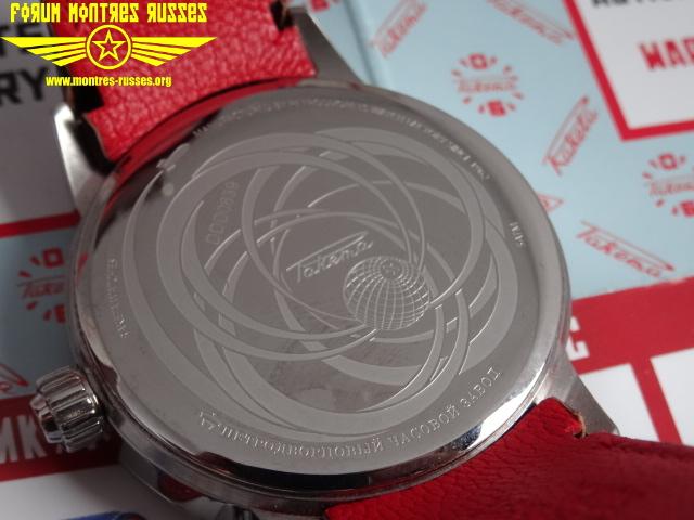 """Raketa Petrodvorets classique dite """"Big Zero"""" la montre des """"Gros Nuls"""" 18022312030012775415574911"""