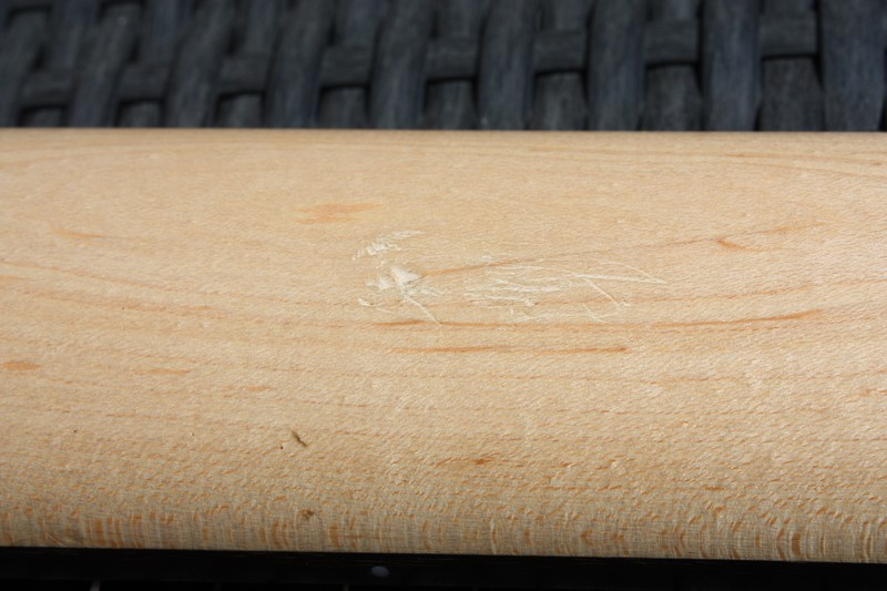 PROJET LUTHERIE - MANCHE ABIME