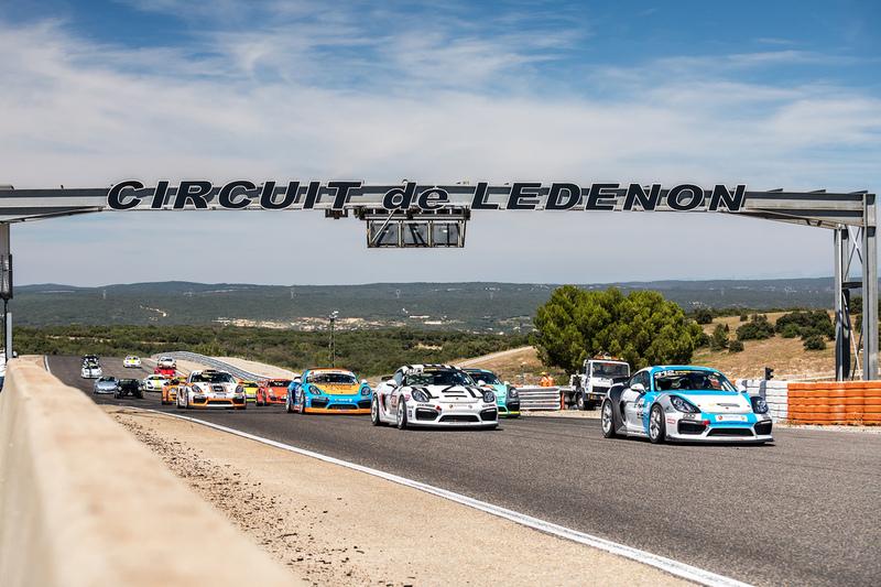 Porsche Motorsport Sport Cup Series 2018 ( post unique) 1802251114046452915578747