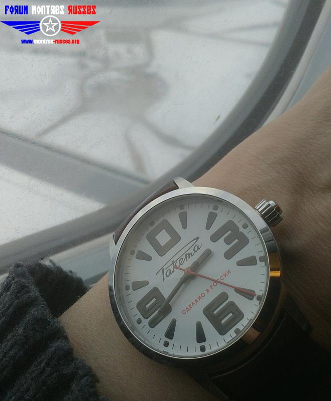 """Raketa Petrodvorets classique dite """"Big Zero"""" la montre des """"Gros Nuls"""" 18022708094412775415583773"""