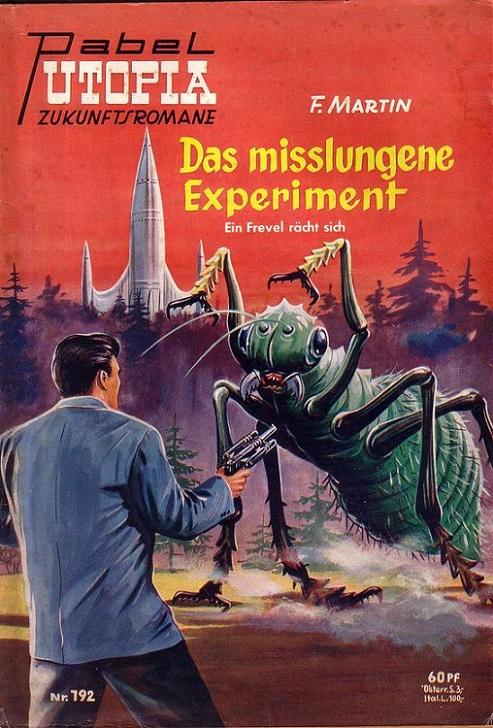 COUV - Das misslungene Experiment dans Couv 18022711433015263615582626