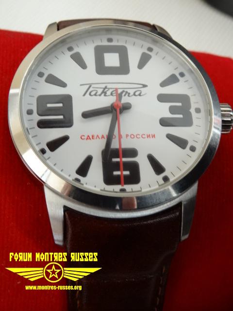 """Raketa Petrodvorets classique dite """"Big Zero"""" la montre des """"Gros Nuls"""" 18022812343312775415585717"""