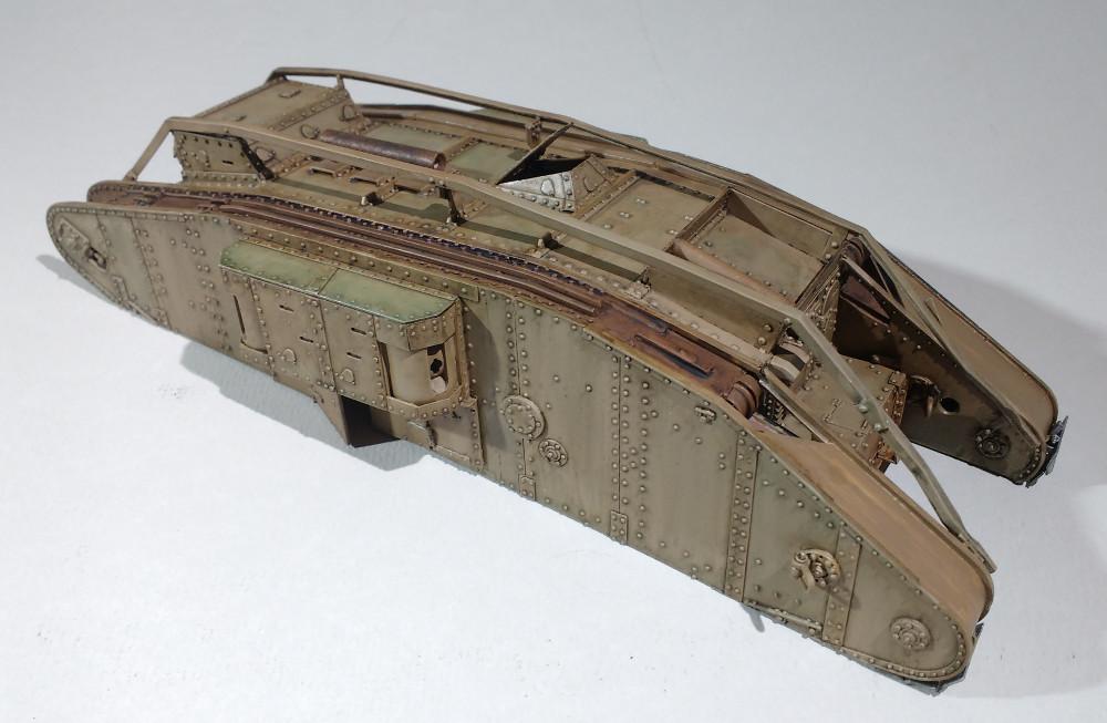 Tank MarkIV un mix Ehmar/Takom au 1/35 18030111544523099315589637