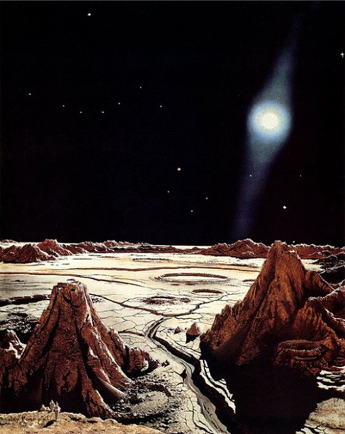 ALIEN'ART - Chesley Bonestell dans Alien'art 18030607393415263615598025