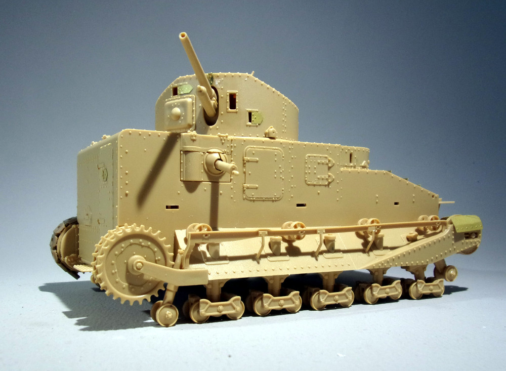 Vickers Medium MarkI (Hobby Boss 1/35) 18030910562223099315605344