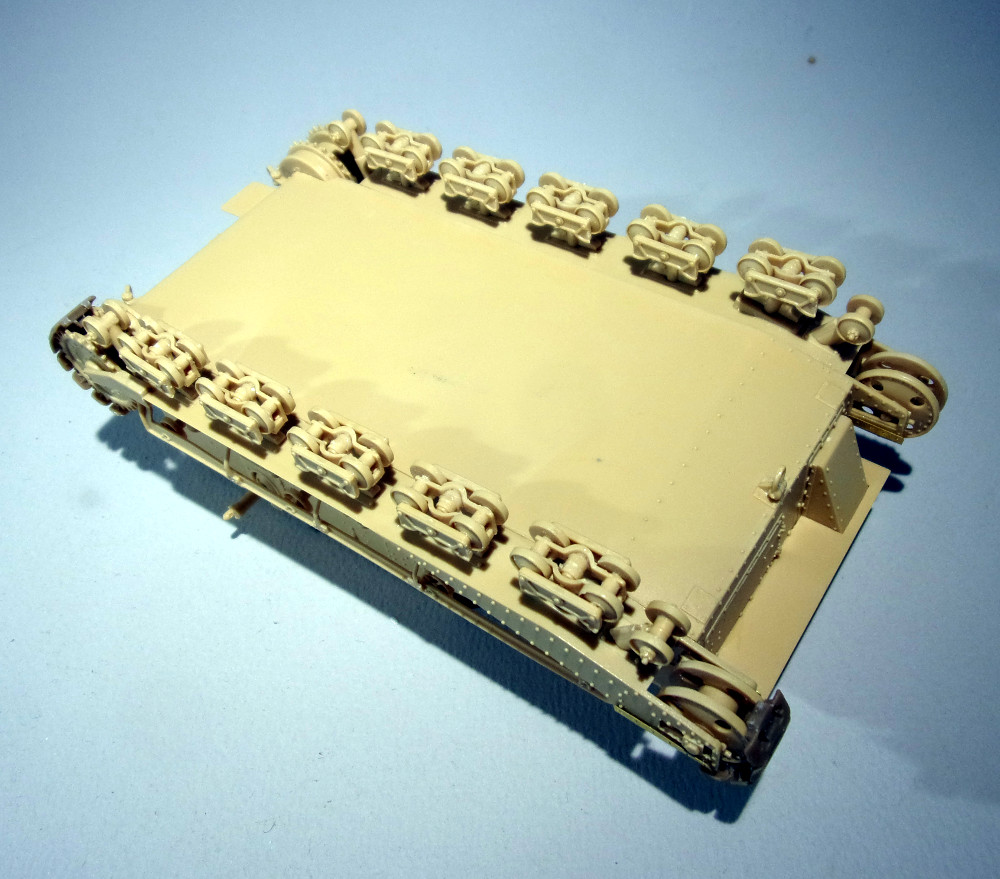 Vickers Medium MarkI (Hobby Boss 1/35) 18030910562423099315605345