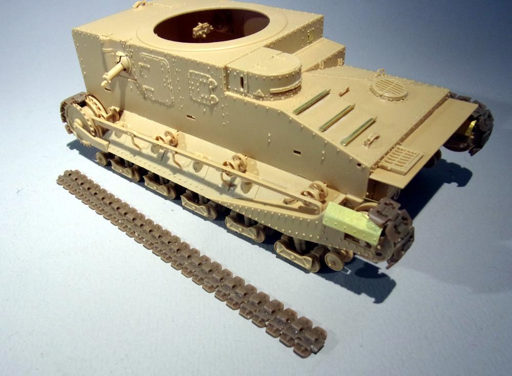 Vickers Medium MarkI (Hobby Boss 1/35) 18030910562623099315605346