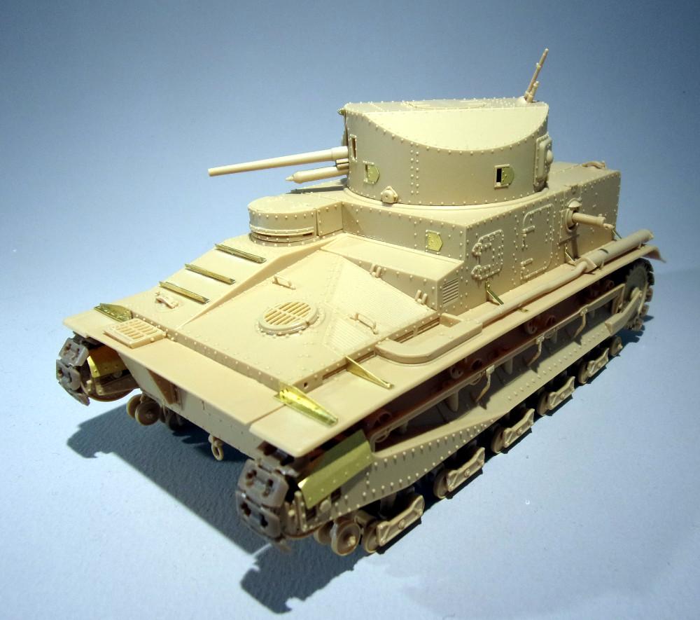Vickers Medium MarkI (Hobby Boss 1/35) 18031010415923099315607208