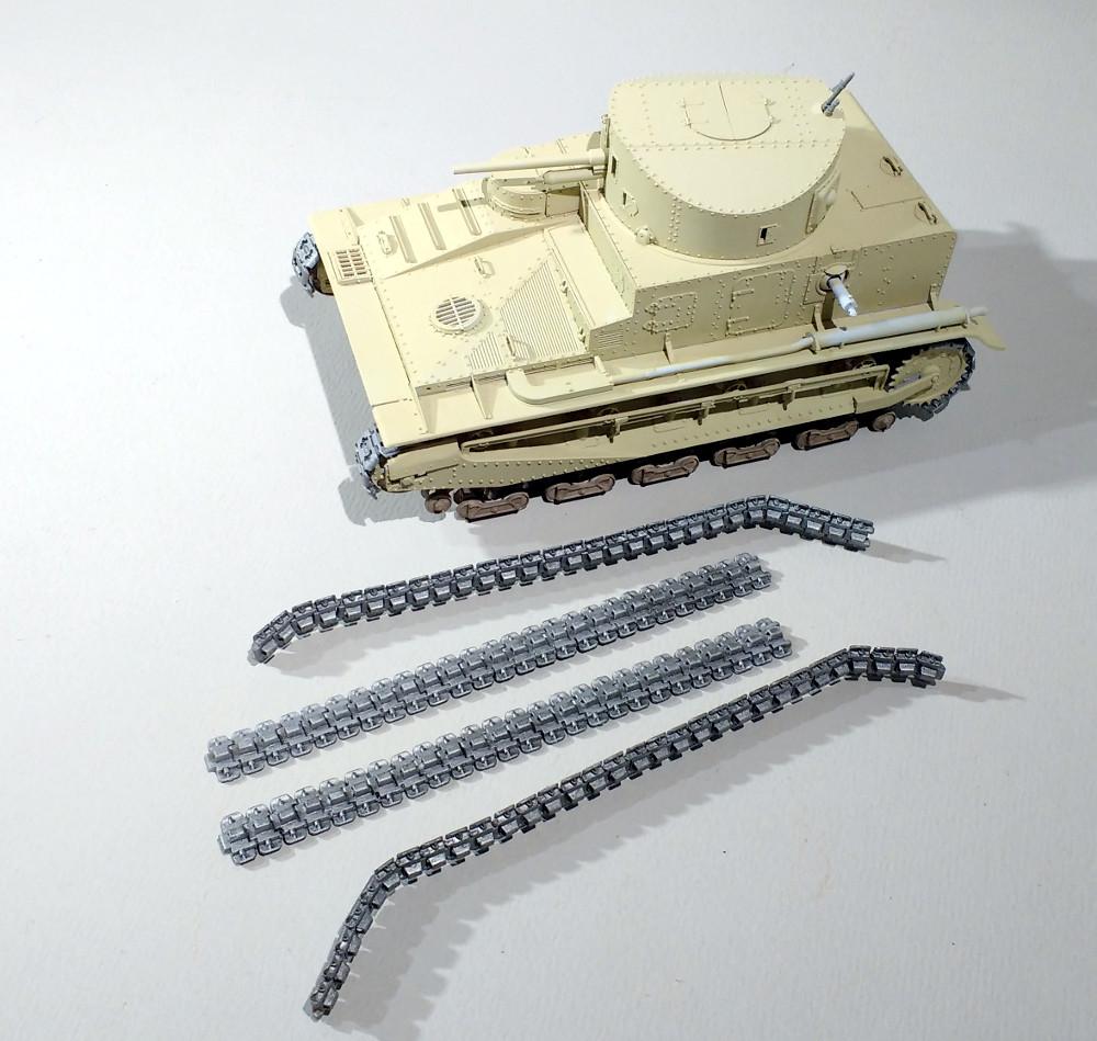 Vickers Medium MarkI (Hobby Boss 1/35) 18031010424623099315607210