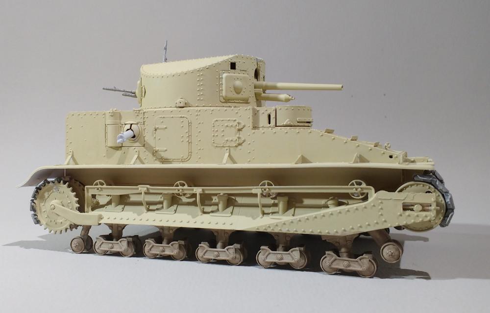 Vickers Medium MarkI (Hobby Boss 1/35) 18031010424823099315607211