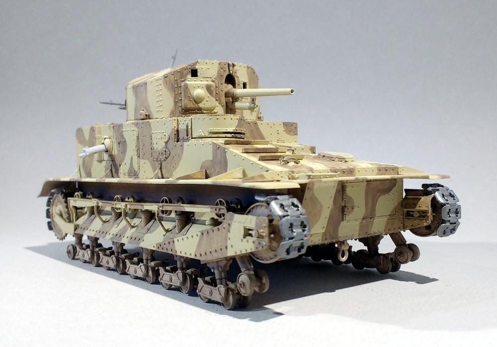 Vickers Medium MarkI (Hobby Boss 1/35) 18031103043723099315608018