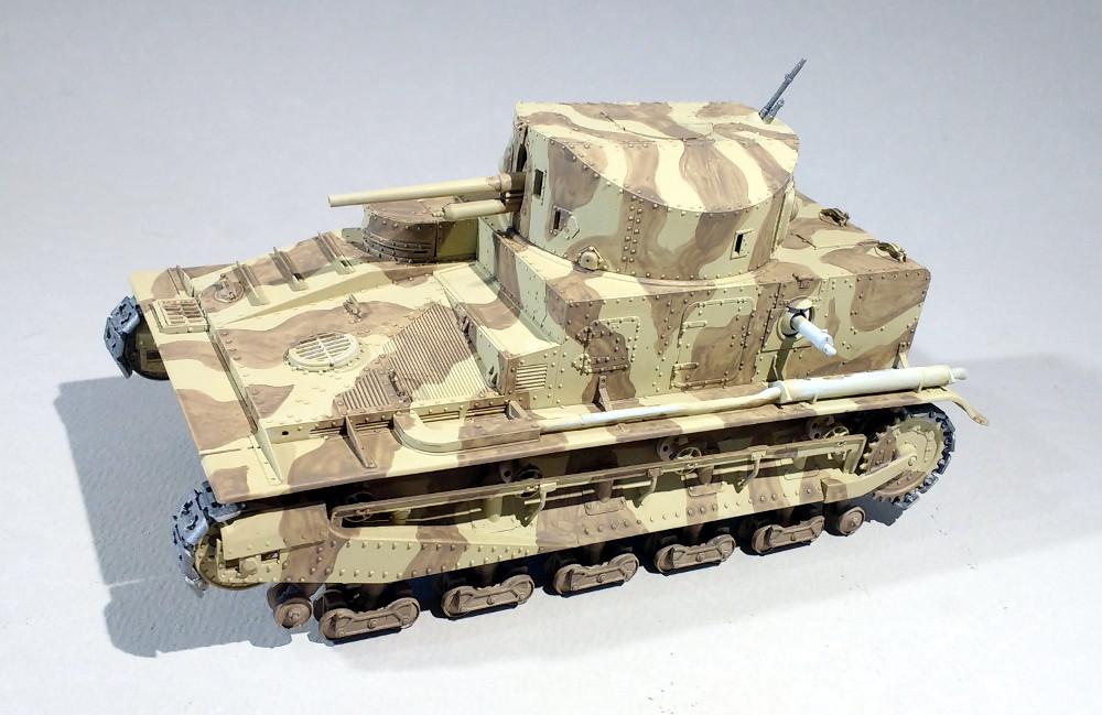 Vickers Medium MarkI (Hobby Boss 1/35) 18031103043923099315608019