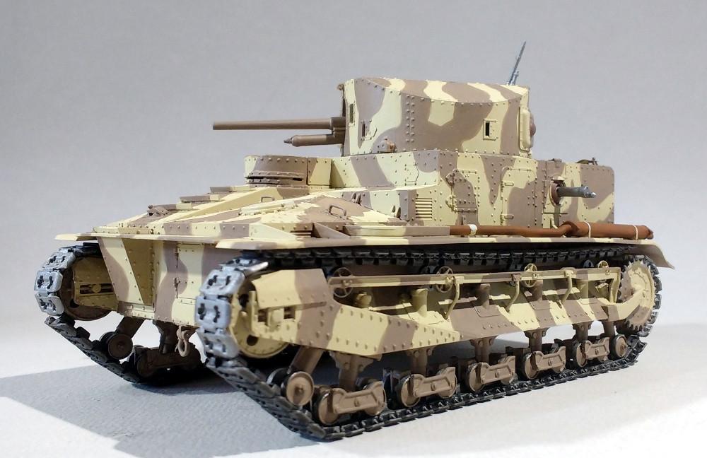 Vickers Medium MarkI (Hobby Boss 1/35) 18031103044123099315608020