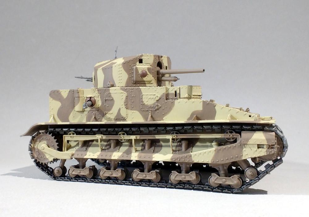 Vickers Medium MarkI (Hobby Boss 1/35) 18031103044223099315608021