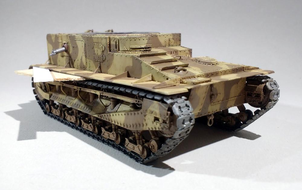 Vickers Medium MarkI (Hobby Boss 1/35) 18031107514223099315608787