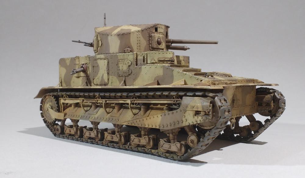 Vickers Medium MarkI (Hobby Boss 1/35) 18031107514523099315608789
