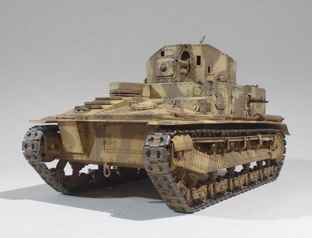 Vickers Medium MarkI (Hobby Boss 1/35) 18031107514623099315608791
