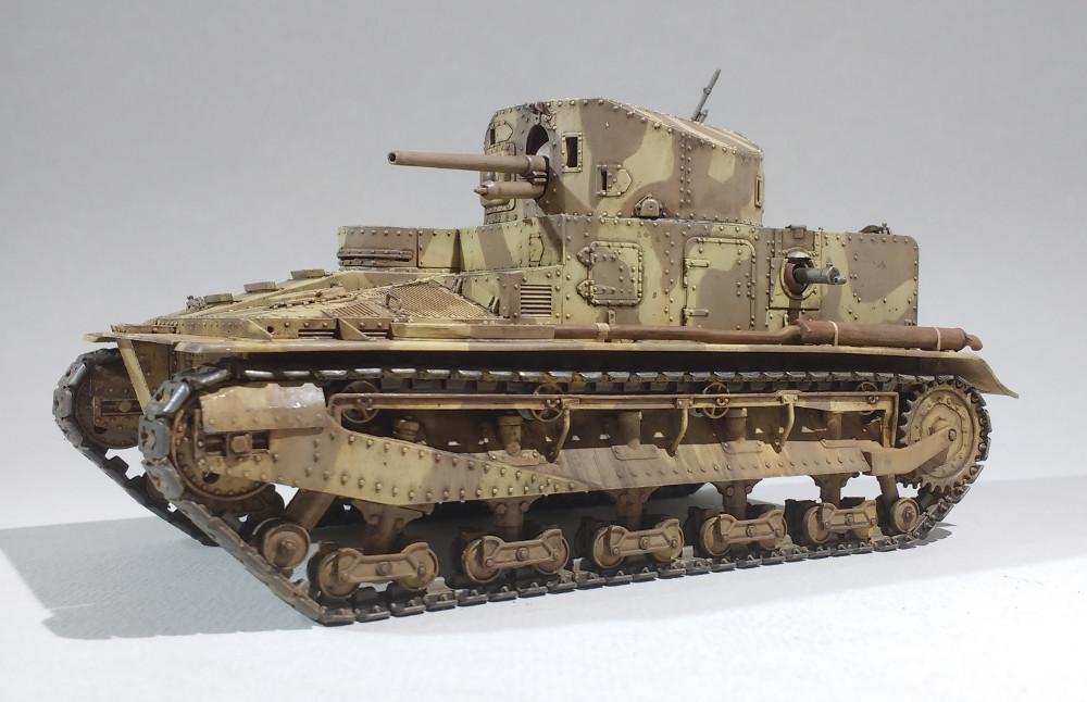 Vickers Medium MarkI (Hobby Boss 1/35) 18031107514823099315608792