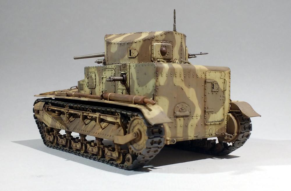 Vickers Medium MarkI (Hobby Boss 1/35) 18031107514923099315608799