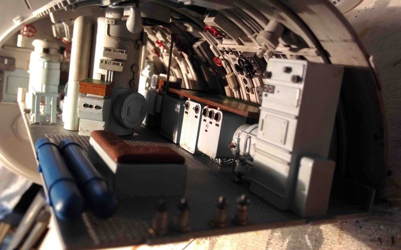 U-552 TRUMPETER Echelle 1/48 - Page 12 18031112214923648415607655