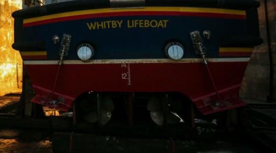 TRENT Lifeboat - MODEL SPLIPWAY 18031211062116507315609394