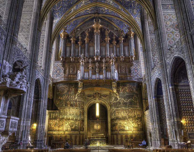 Cathédrale d'Albi 18031308134323607915611747