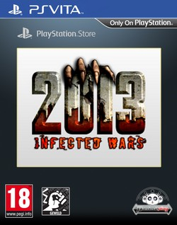 2013: Infected Wars (EUR)
