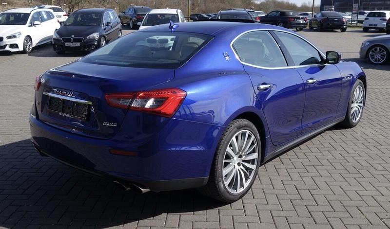 Présentation Arnaud, Maserati Ghibli III S Q4 18031810215719620915620257
