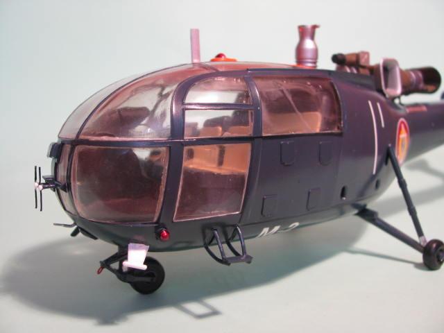 Sud Aviation Alouette III Armée belge 18031911110323669015620884