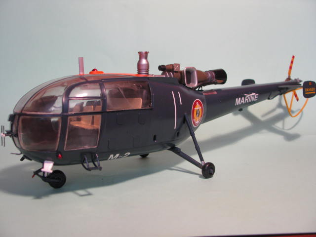 Sud Aviation Alouette III Armée belge 18031911110423669015620885