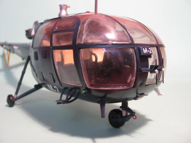 Sud Aviation Alouette III Armée belge 18031911110523669015620886