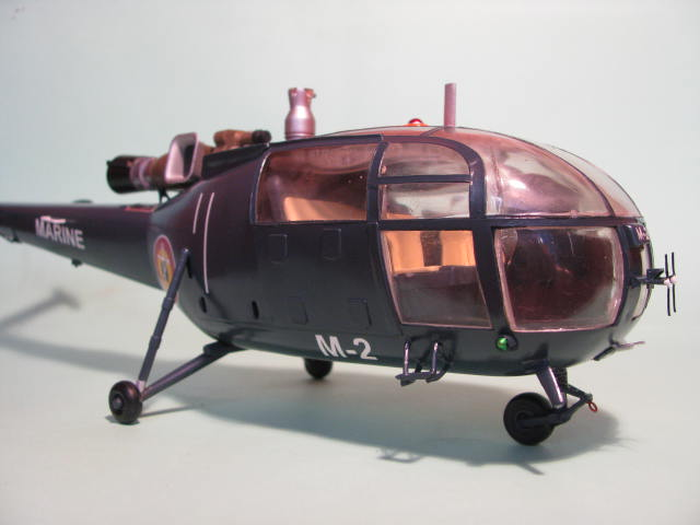 Sud Aviation Alouette III Armée belge 18031911110623669015620887
