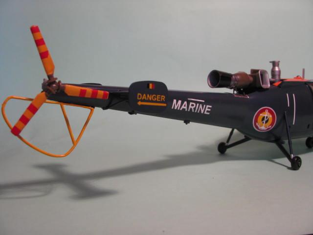 Sud Aviation Alouette III Armée belge 18031911110623669015620888