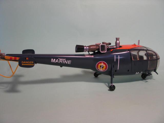 Sud Aviation Alouette III Armée belge 18031911110723669015620889