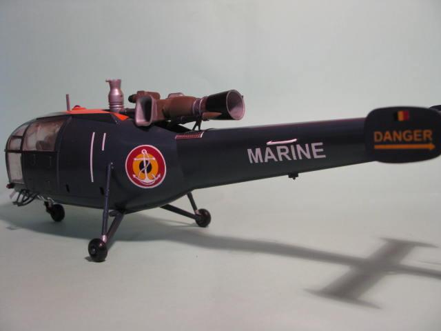 Sud Aviation Alouette III Armée belge 18031911110823669015620890