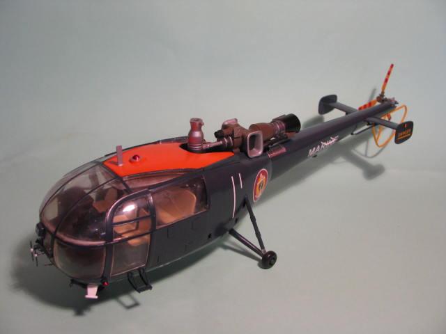 Sud Aviation Alouette III Armée belge 18031911110823669015620891