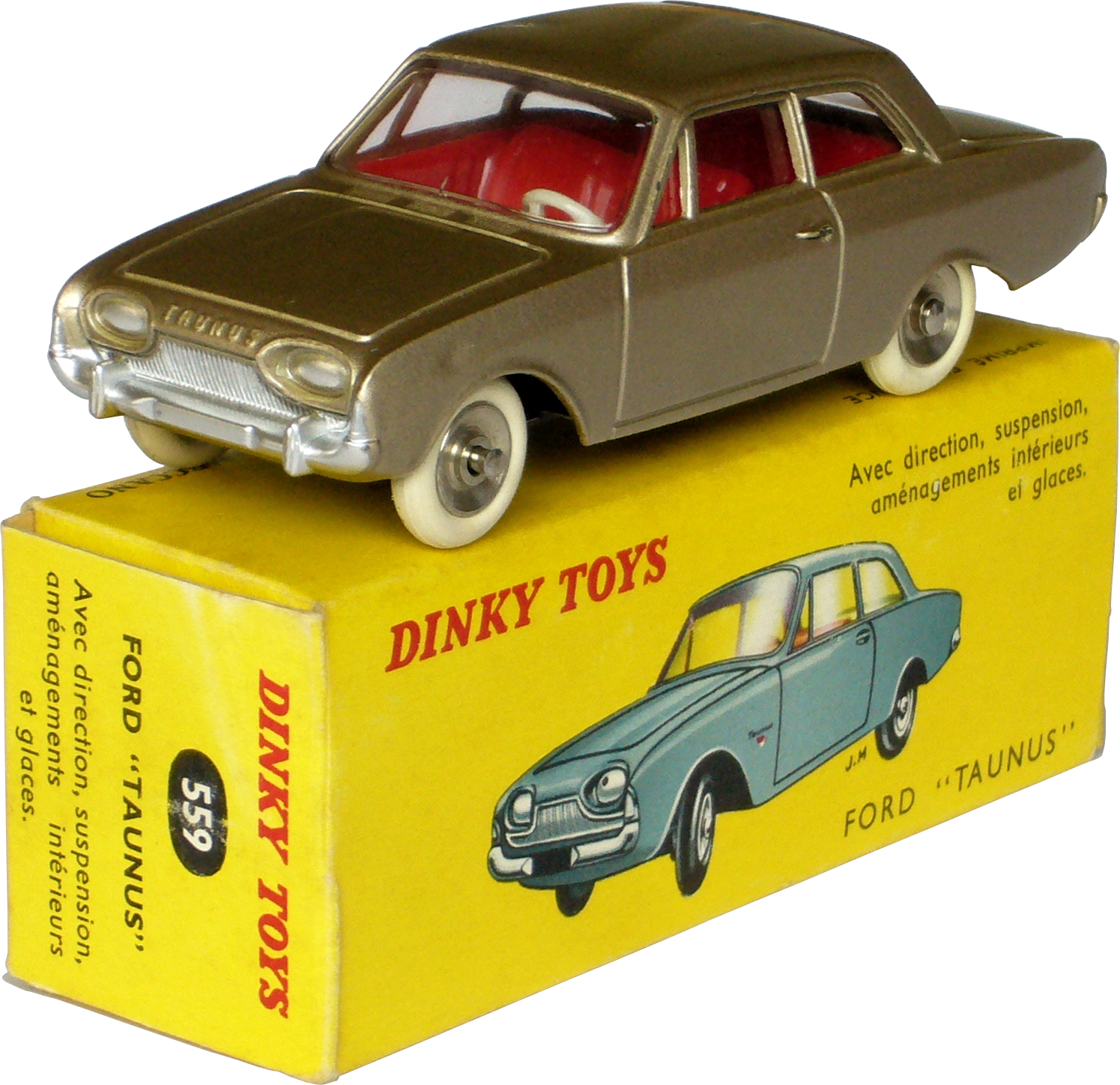 Ford Taunus Dinky-Toys