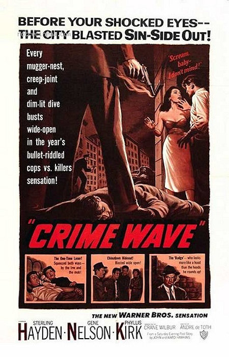 Chasse au gang (Crime wave)1954 VOSTFR DVDRIP X264 AAC Candia mkv