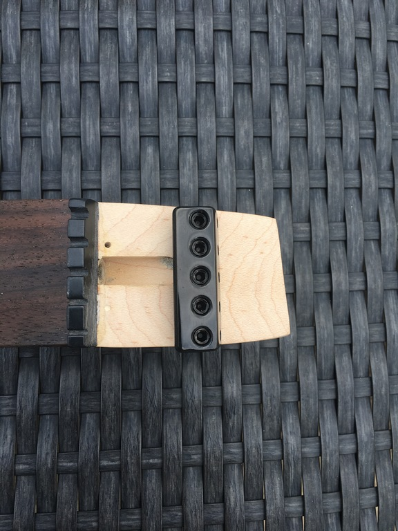 PROJET LUTHERIE - 3-tete +tuner