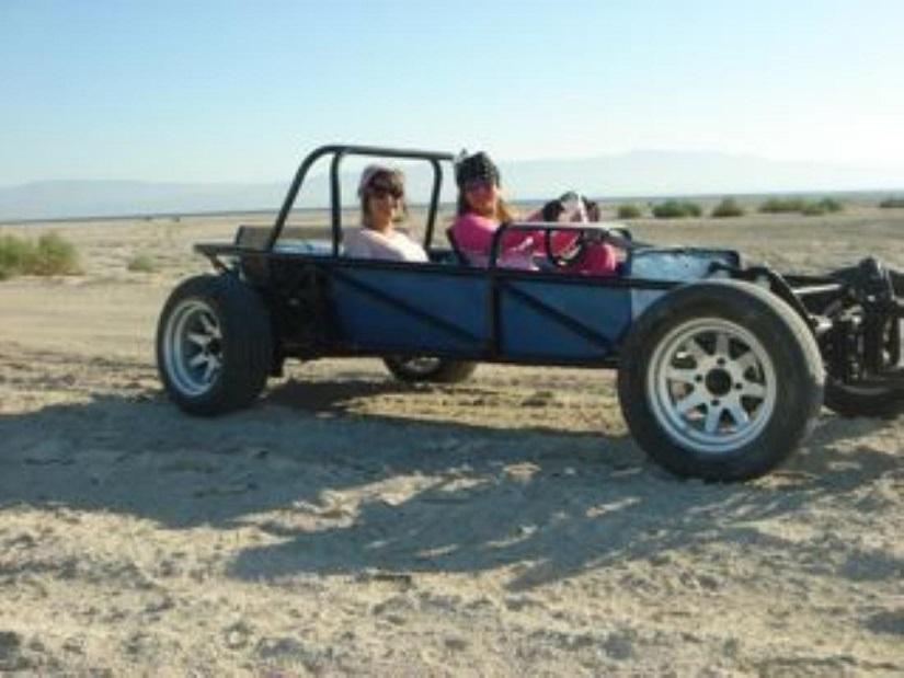 Corsair Cars Stripper buggy châssis-1