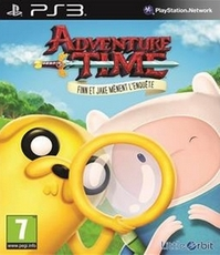 Adventure Time : Finn Et Jake M�nent...