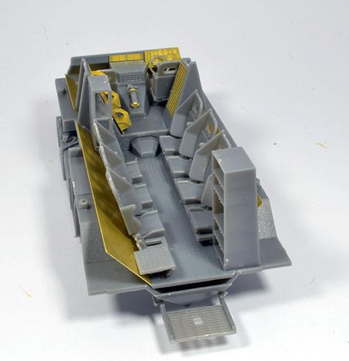 BUSHMASTER - SHOWCASE MODELS AUSTRALIA - 1/35 18040110491422494215644174