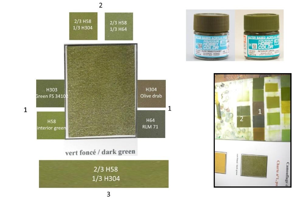camouflage 5 tons français 1918 18040705563923469215655989