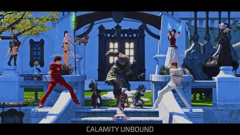 Calamity Unbound