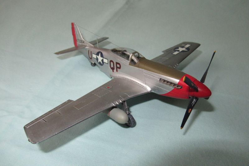P-51D-25-NA 6 1/72ème - Tamiya 18040806054123822515657599